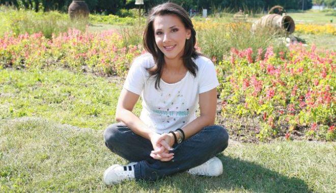 Foto: Andreea Răducan este însărcinată a doua oară