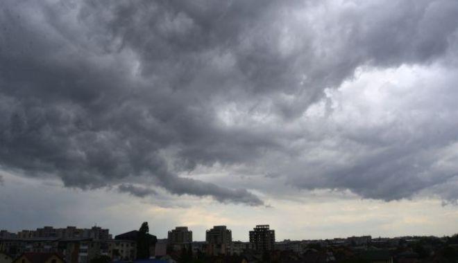 Foto: O nouă atenţionare meteo de vreme rea! Iată zonele vizate
