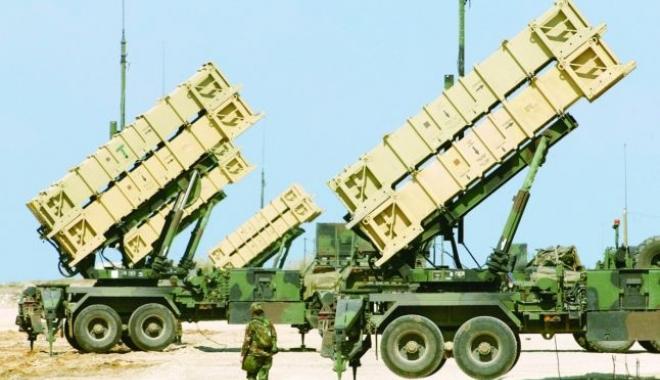 Foto: Comisia de apărare a Senatului a aprobat proiectul pentru achiziţia sistemului Patriot. Primele rachete, funcţionale din 2019