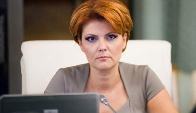 Foto: Lia Olguţa Vasilescu, la Parchetul General