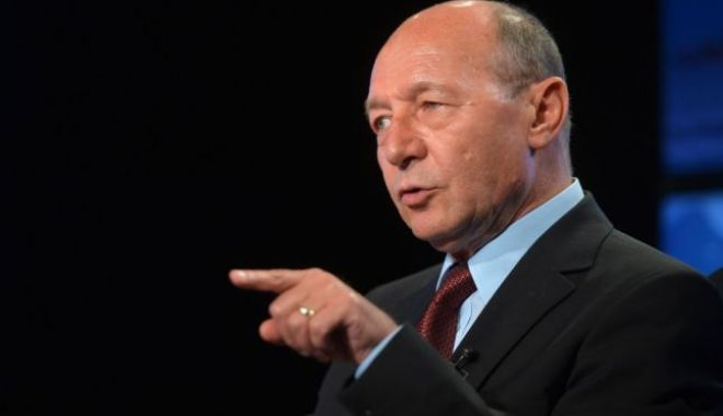 Foto: Traian Băsescu a răbufnit pe Facebook: