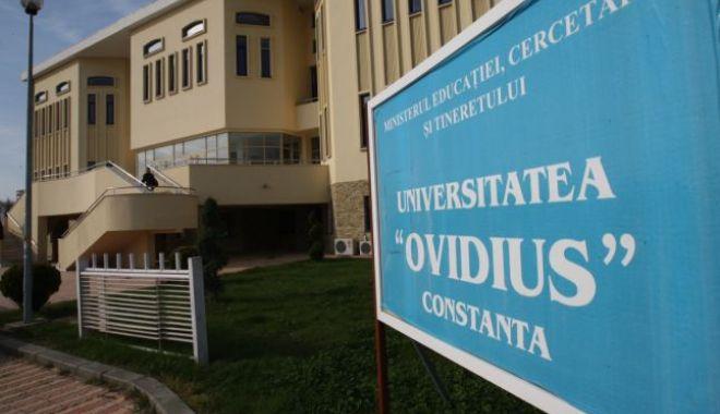 Foto: Ziua Porţilor Deschise, la Universitatea Ovidius din Constanţa