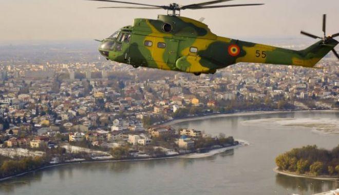 Foto: România va participa cu 120 de persoane şi şapte elicoptere, la misiunea ONU de stabilizare din Mali