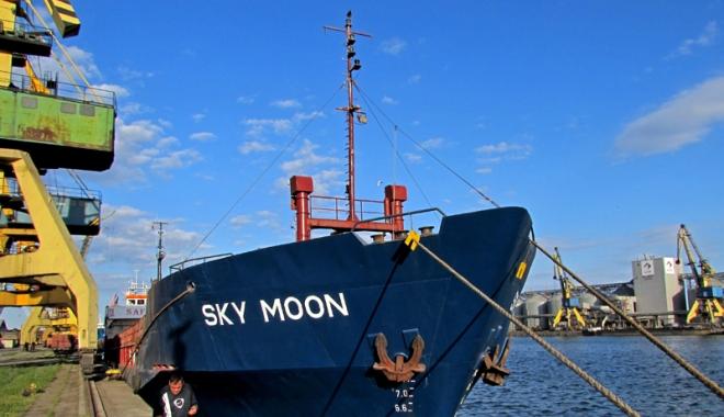 Foto: 652 de nave străine au încălcat embargoul impus de Ucraina