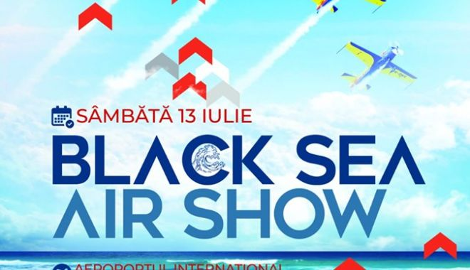 Foto: Transport gratuit la Black Sea Air Show!