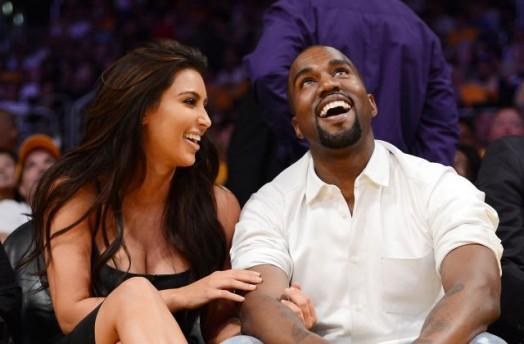 Foto: Kanye West şi Kim Kardashian vor avea un copil