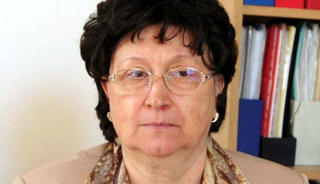 ÎNVĂŢĂMÂNTUL CONSTĂNŢEAN, ÎN DOLIU! A MURIT ELENA BUHAIEV