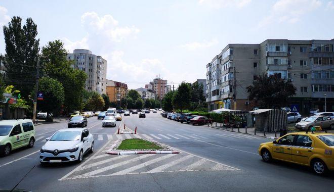 Foto: Atenție șoferi! Trafic restricționat pe un tronson al străzii Soveja!