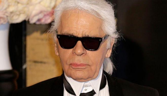 Foto: Karl Lagerfeld a murit. A fost unul dintre cei mai mari creatori de modă din istorie