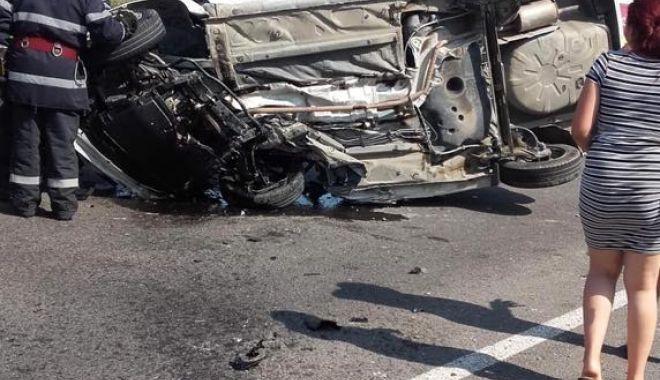 GALERIE FOTO-VIDEO / Primele imagini de la accidentul teribil din Ovidiu - 69799560429211404354867821484607-1567514166.jpg