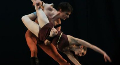 Foto: Ordinul Meritul Cultural în grad de Cavaler pentru balerinii constănţeni de renume