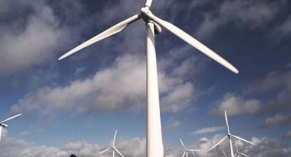 Foto: Constănţenii ar putea vedea primele mori de vânt în august