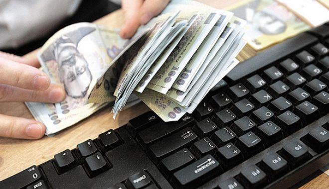Foto: Ratele la creditele în lei explodează! Indicele ROBOR, de neoprit