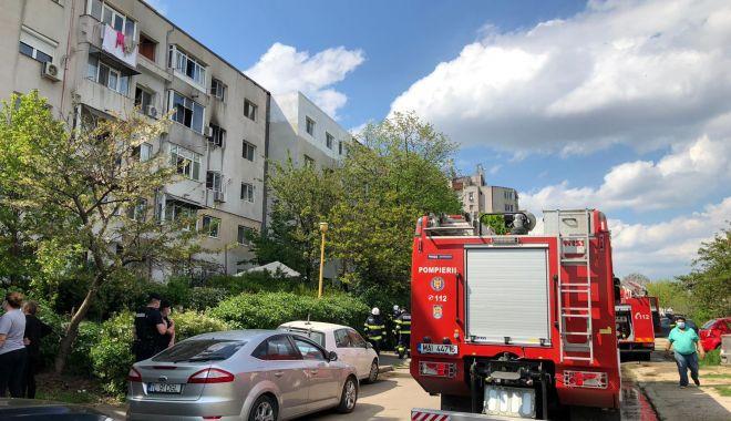 EXPLOZIE într-un apartament din Constanța! Mai multe persoane EVACUATE! - 6maiexplozie1-1620303808.jpg