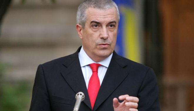 Foto: Anunţ important pentru toţi românii. Tăriceanu: Din 2018 se vor elimina două taxe