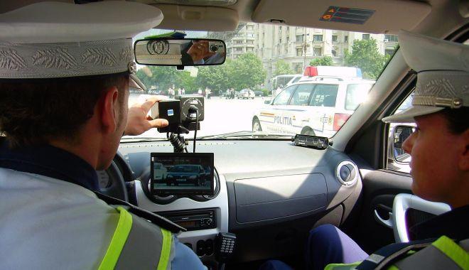 Foto: COD RUTIER 2018. Lovitură pentru şoferi. Nu vor mai putea contesta amenzile de radar ale Poliţiei Rutiere