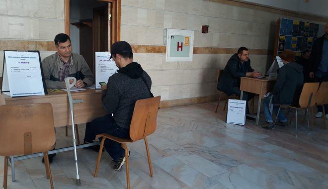 Galerie foto. Bursa Locurilor de Muncă, de la Constanța, o dezamăgire - 72101080138908070792579235204001-1571385693.jpg