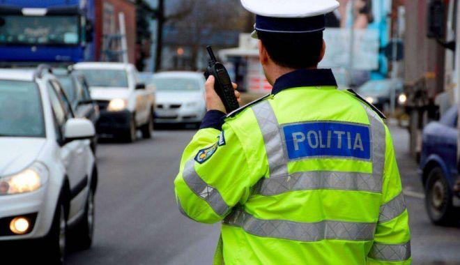 Foto: Trafic blocat la Constanța, din cauza unei avarii RAJA