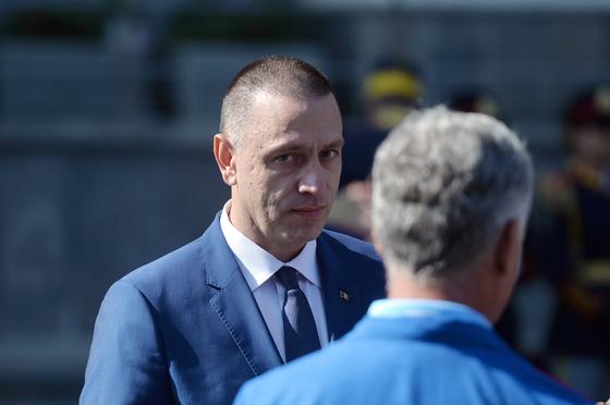 Foto: Mihai Fifor: În calitate de vicepreşedinte PSD şi membru al guvernului am obligaţia de a fi alături de premierul Viorica Dăncilă