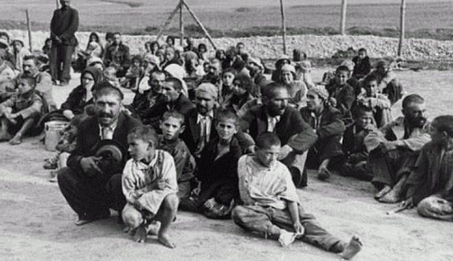 Foto: Gest uimitor al Germaniei la adresa romilor asasinaţi de nazişti