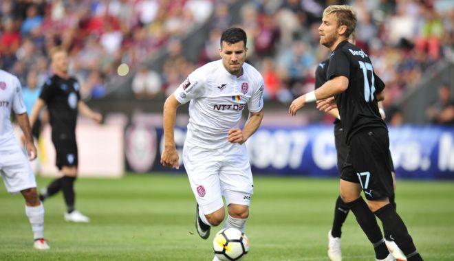 Foto: CFR Cluj s-a calificat în play-off-ul Europa League!