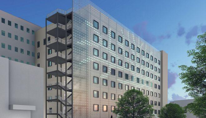 Foto: Mastercard donează un milion de euro pentru construcția primului spital de oncologie pediatrică din România