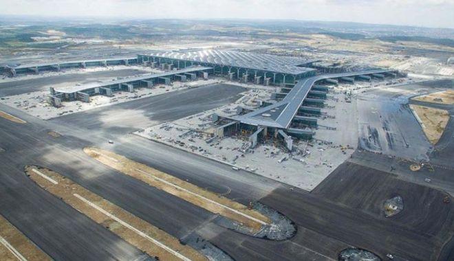 Foto: 52 de morți pe șantierul aeroportului din Istanbul!