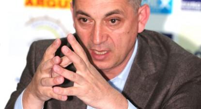 Foto: Bosînceanu se retrage de la FC Farul dacă echipa nu primeşte sprijin din partea autorităţilor