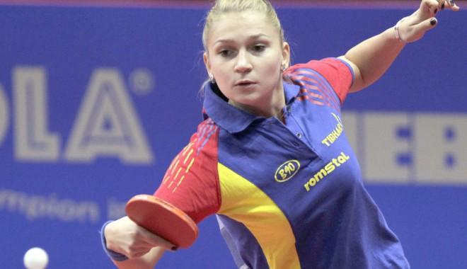Foto: România, în sferturile Mondialului la tenis de masă