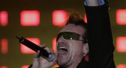 Foto: 10 milioane de persoane au urmărit concertul U2 pe YouTube