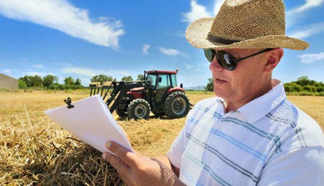 Foto: 79.393 de fermieri  au depus cereri unice de plată pentru anul 2018