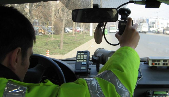 Foto: Prins în timp ce conducea prin oraş cu 177 km/h