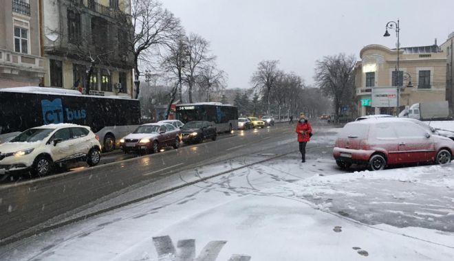 GALERIE FOTO / Circulația în municipiul Constanța se desfășoară în condiții de iarnă! - 7fd69ff718964ab0b1a5d7e492ab21cc-1611728764.jpg