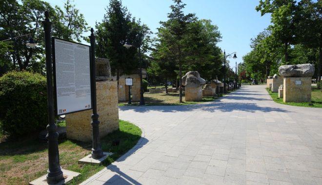 Istoria Cetății Tomis, descoperită în timpul unei plimbări în Parcul Arheologic - 7iulieparcularheologic1-1594103421.jpg