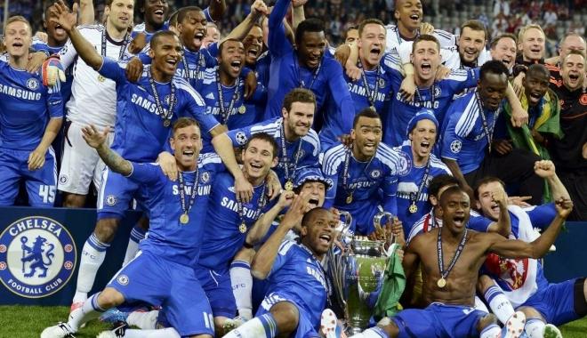 Foto: FOTBAL / Chelsea, campioană a Angliei