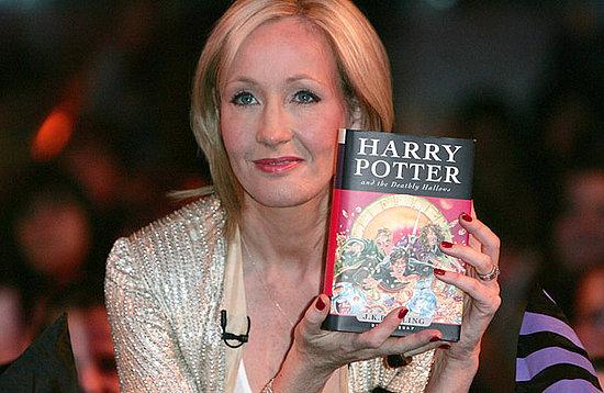 Foto: J.K.Rowling publică o nouă povestire despre Harry Potter