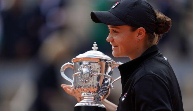 Foto: Gafă istorică pe trofeul de la Roland Garros. BBC a descoperit ce au scris francezii pe el, din greşeală