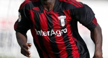 Foto: FC Timişoara este interesată de Kehinde Fatai