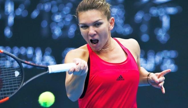 Foto: LIVETEXT / Finala de la Beijing / Simona Halep, învinsă de Caroline Garcia