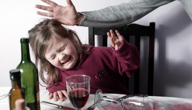 Foto: Stop abuzurilor asupra copiilor!