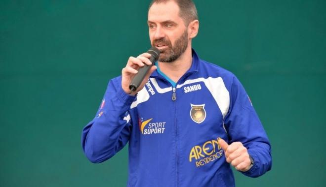 Foto: HC Dobrogea Sud, foarte aproape de numirea unui antrenor român
