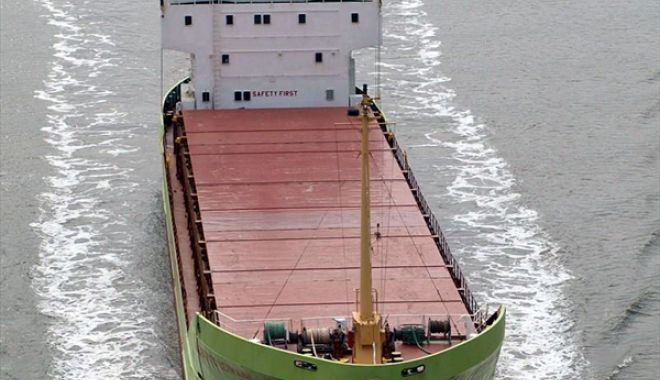 Foto: 85 de nave sub standard au fost reținute în porturile de la Marea Neagră