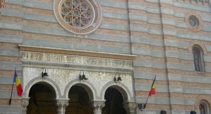 Foto: Catedrala, opera de proporţii a arhitectului Ion Mincu