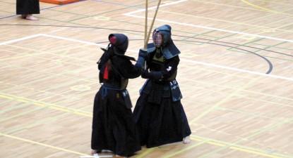 Foto: Kendo şi războinicii în negru