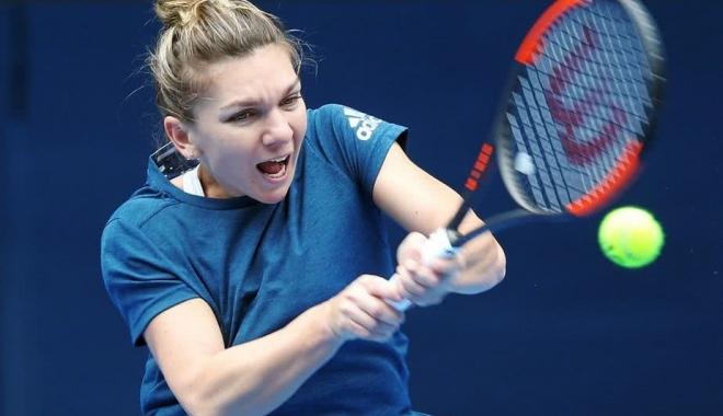 Foto: S-a tras la sorţi! Iată cu cine va juca Simona Halep,  în prima rundă a turneului Australian Open