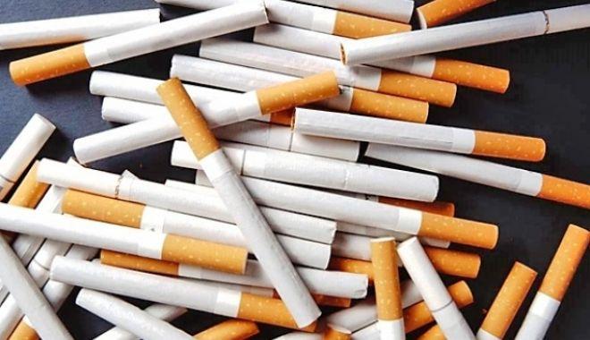 Foto: 87.800 de țigări au fost confiscate în Vama Siret