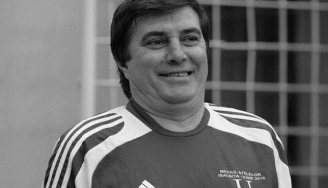 Foto: DOLIU ÎN FOTBALUL ROMÂNESC! Nicolae Tilihoi a murit! Marele sportiv, răpus de o boală grea