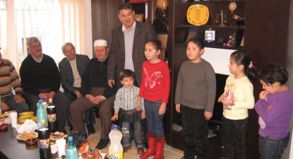 Foto: Sărbătoare în stil tradiţional la Mihail Kogălniceanu