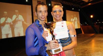 Foto: Andreea şi Adi vor reprezenta România la Campionatul Mondial de Salsa