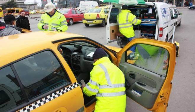 Foto: Un taximetrist din Constanţa A MURIT în timp ce se certa cu un şofer
